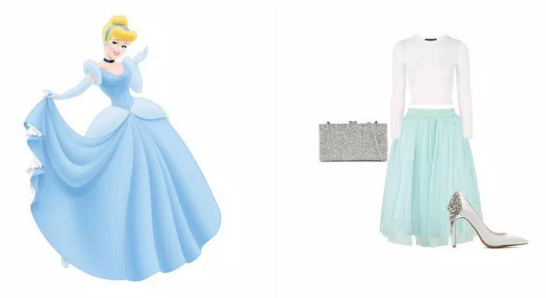 Disney Prinvess Dress