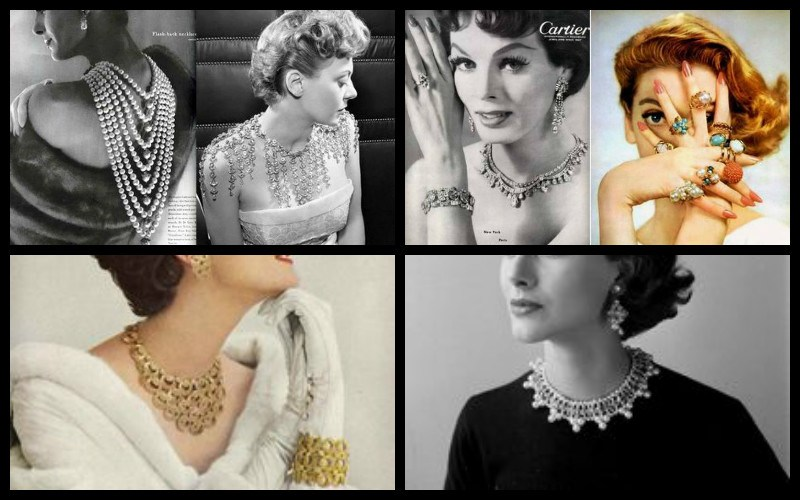 Jewelry trends through the decades