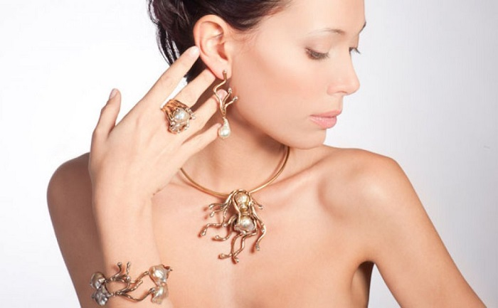 Jewelry for New Year