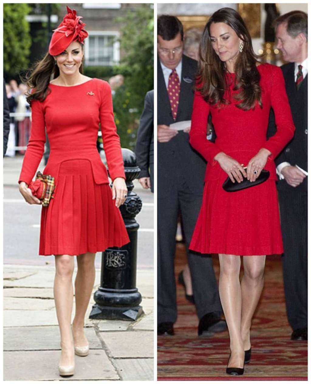 Kate Middleton Five Moves To Get Her Style Dress24h