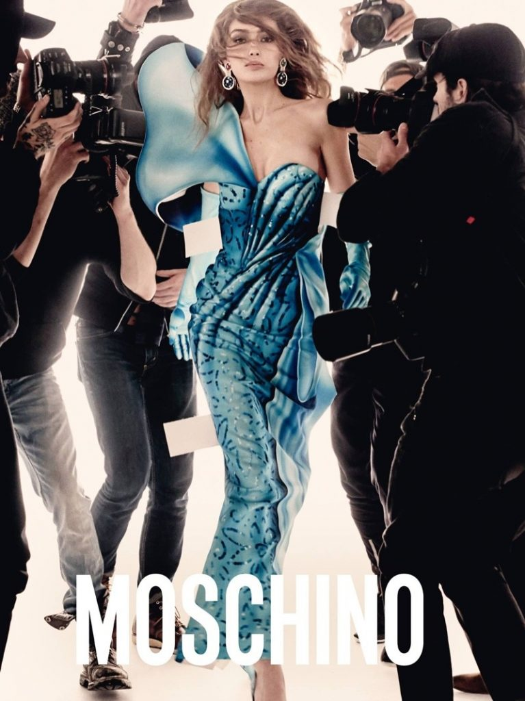 Campaign of Moschino