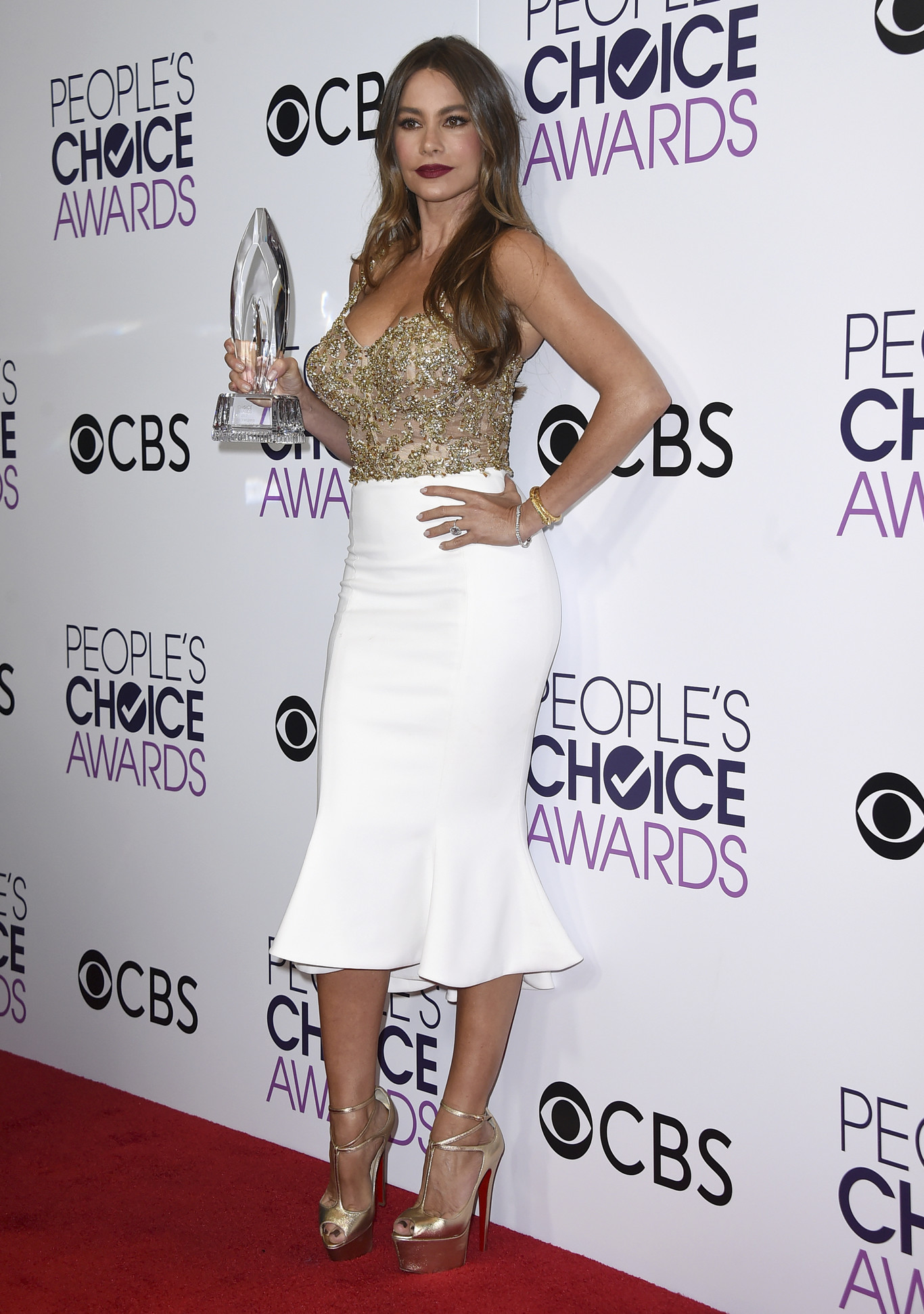 The Best Dressed Of The People S Choice Awards 2017 Dress24h