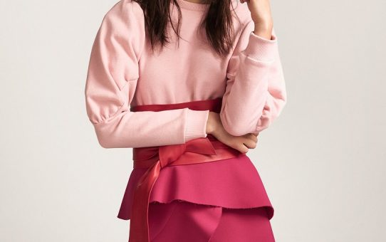 Zara pink fashion