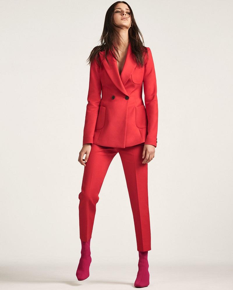 Zara pink fashion