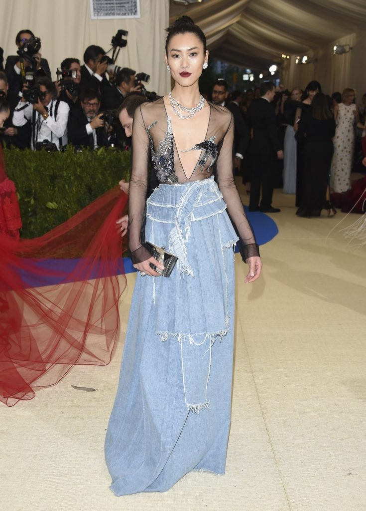 Best Dressed of MET Gala 2017