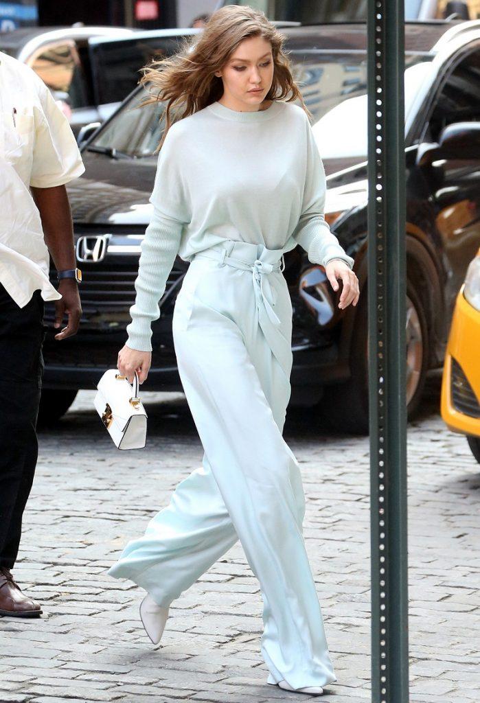 Gigi Hadid is a real angel