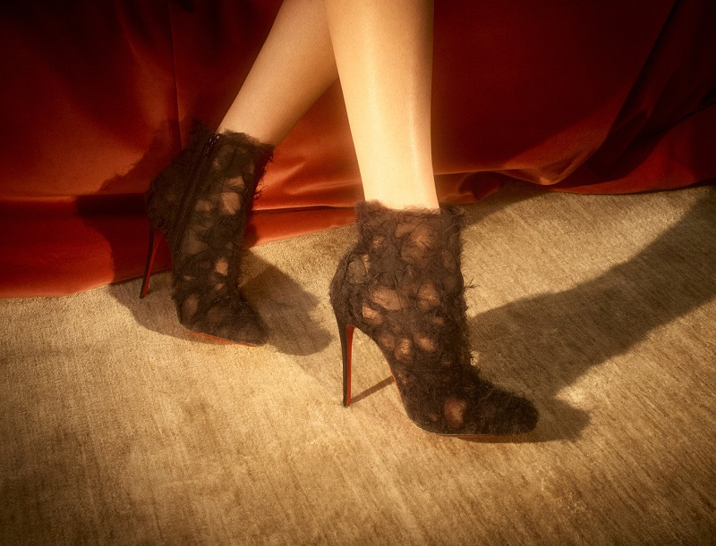 Christian Louboutin's Haute Couture
