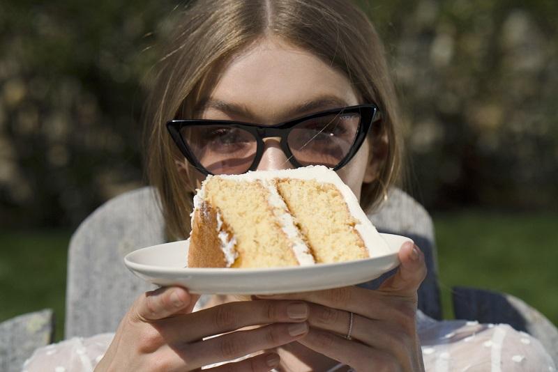 Gigi Hadid Sunglasses For Vogue