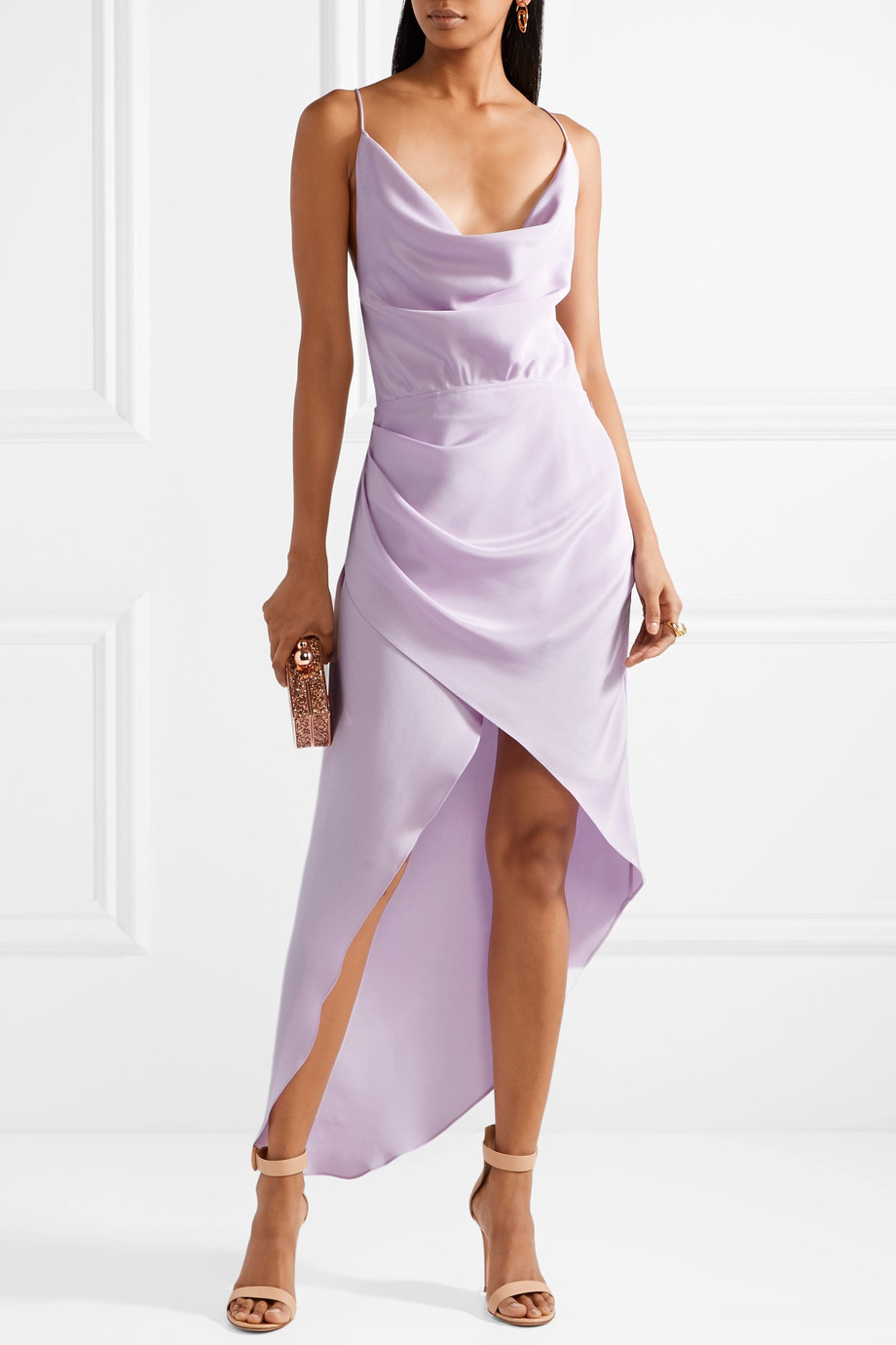 9 dresses that indicate that the mauve color will be a ...