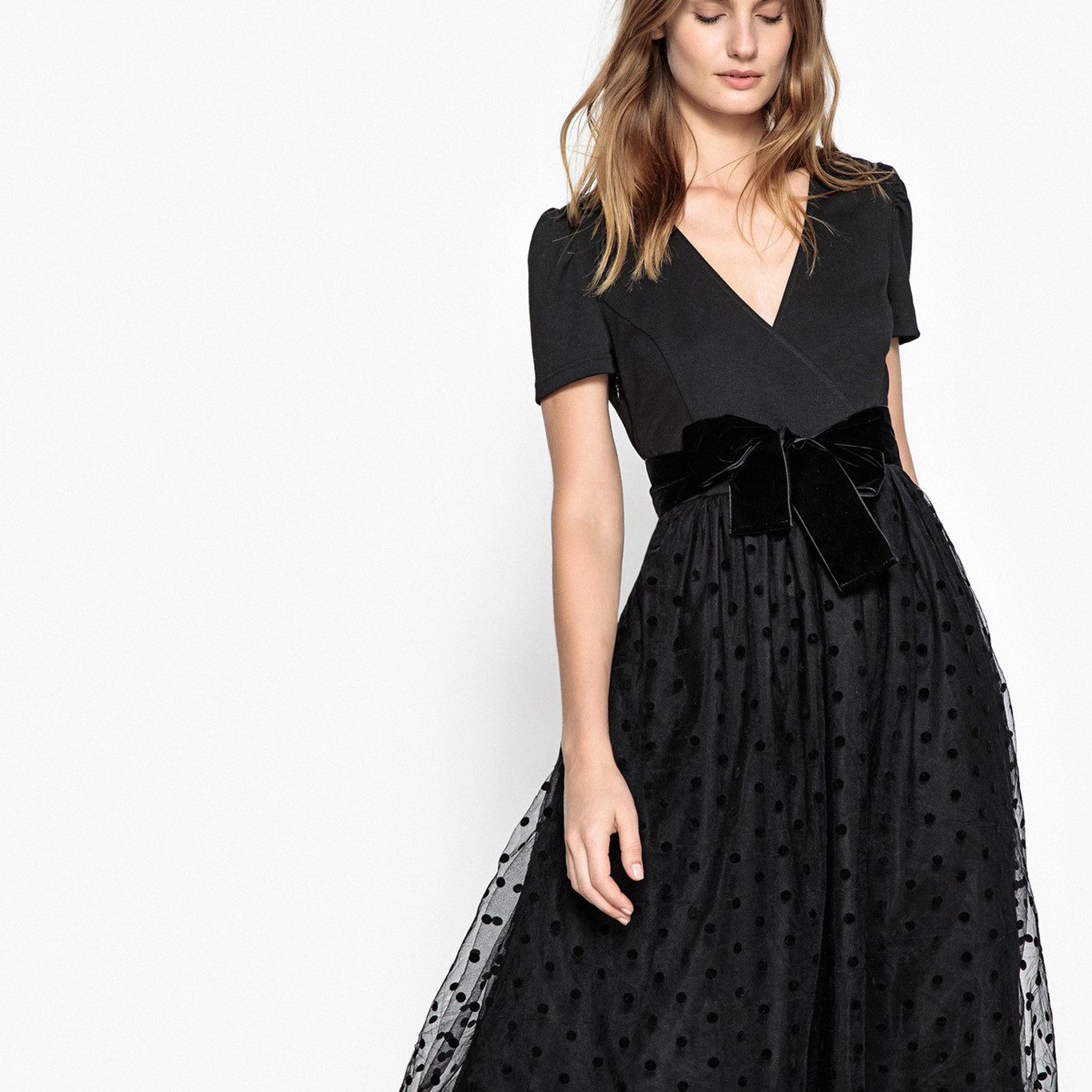 17 black party dresses that are a real crush