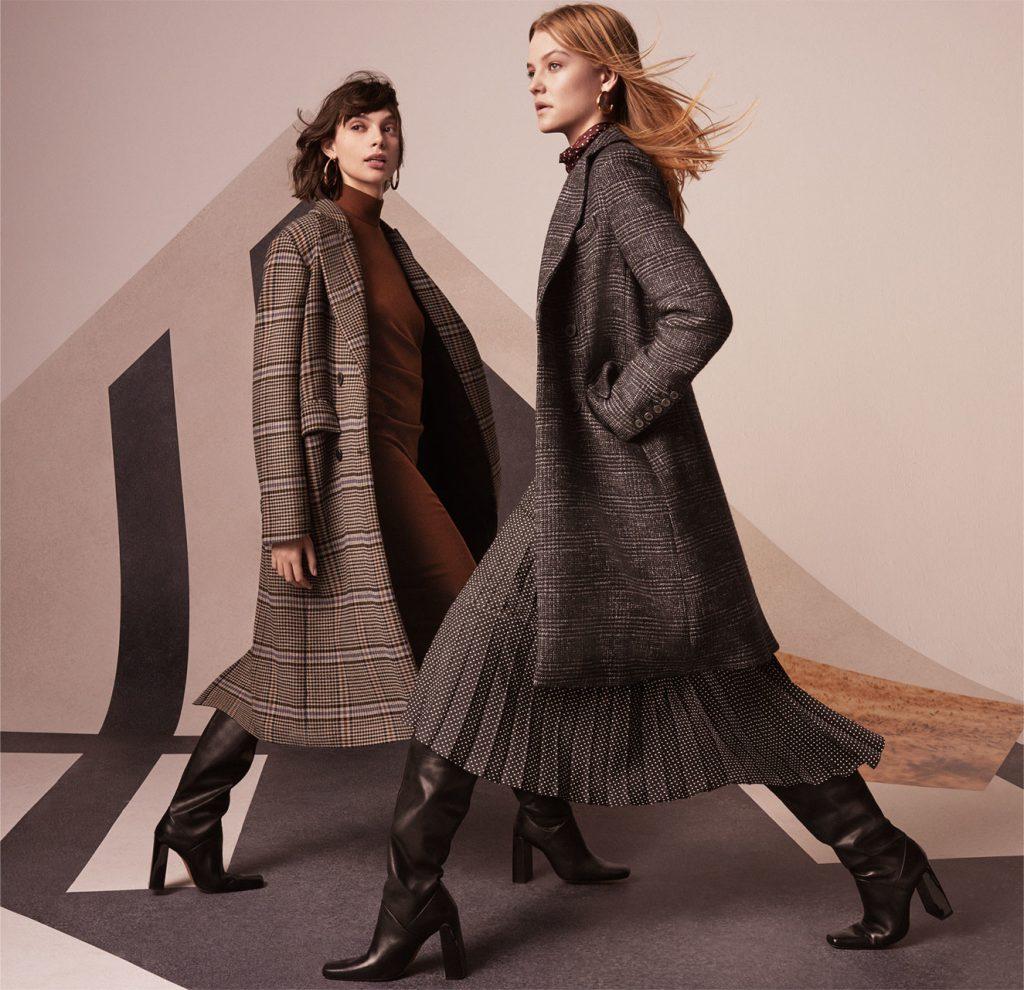 Coats of Zara for 2018