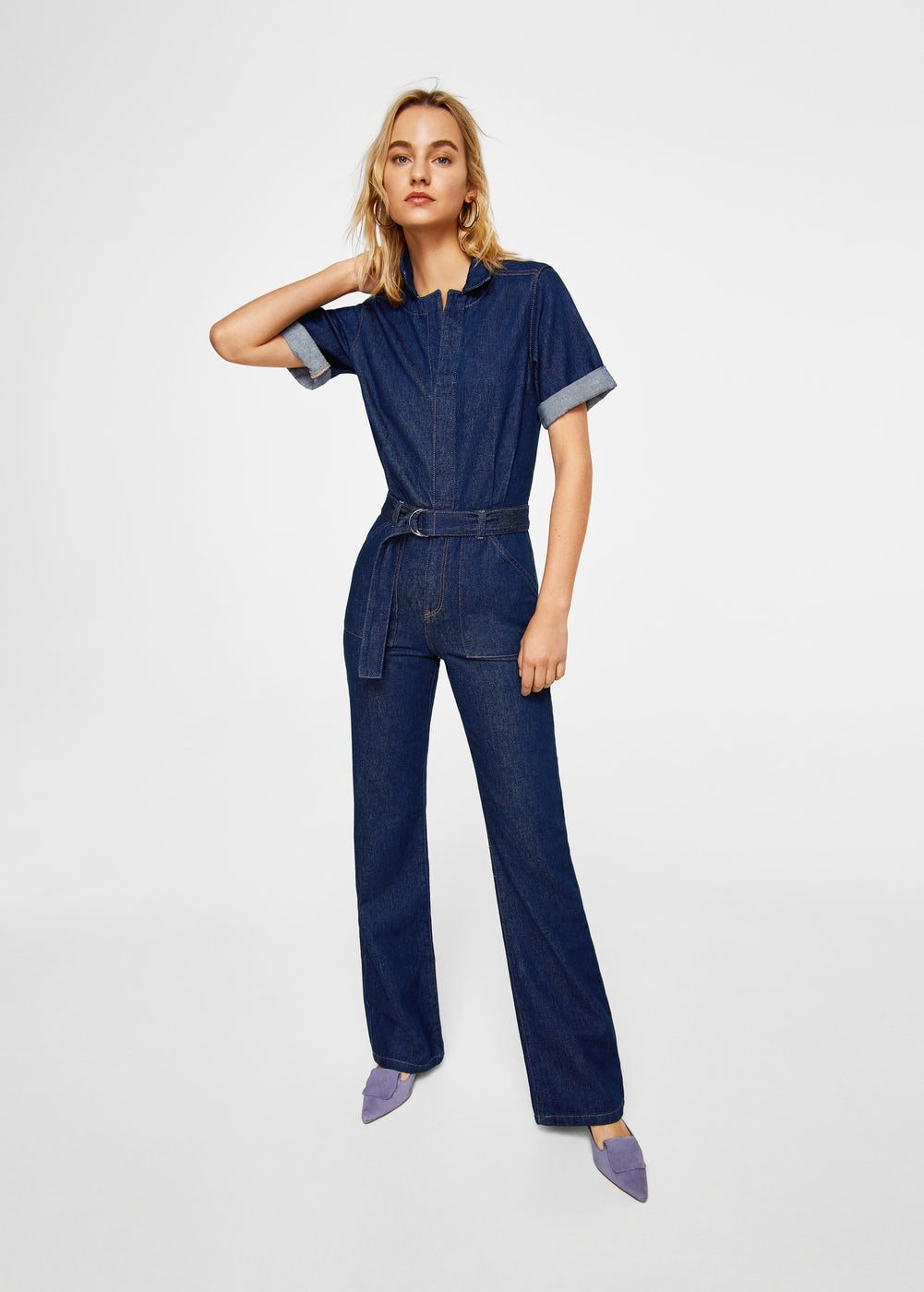 13 Jumpsuits To Be The Most Ideal In The Office Dress24h