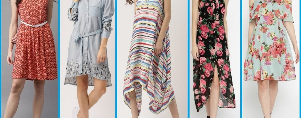 Stylish Dress For The Summer According To All The Rules Of The Dress Code