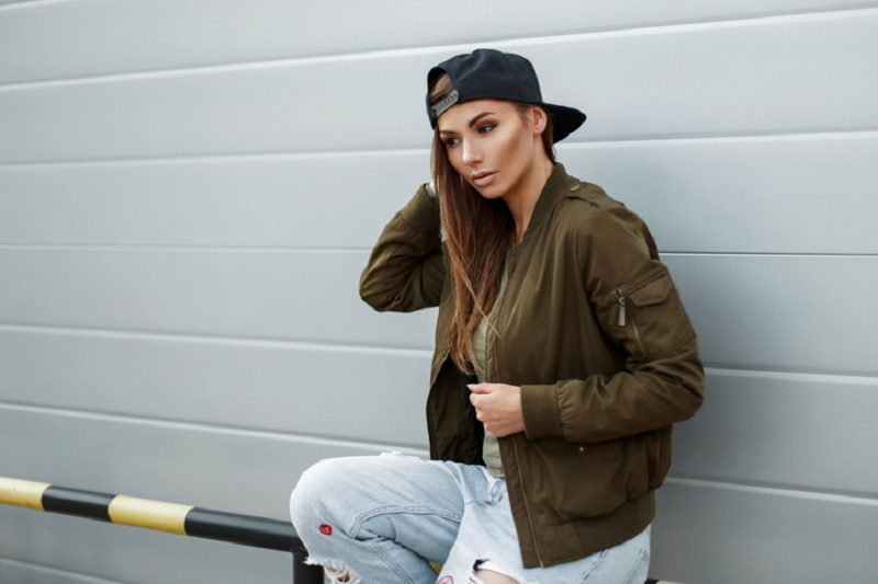Fashionable Demi-Season Womens Jackets Fall-Winter 2018-2019