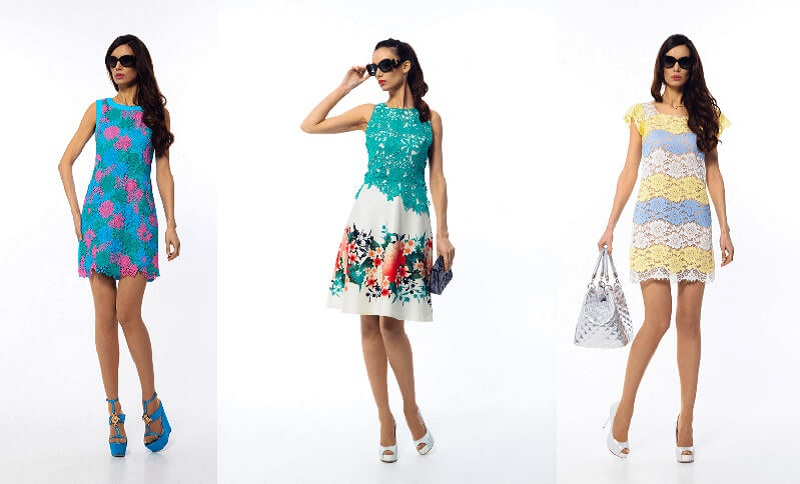 How to choose a dress for the summer season.