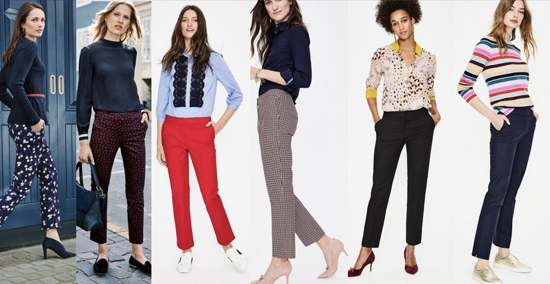 Pants On The Type Of Figure: The Basic Rules Of Choice