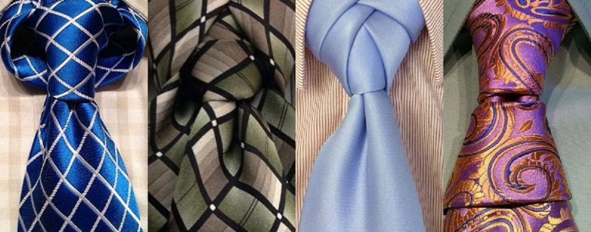 5 Of The Most Sophisticated Ways To Tie A Tie