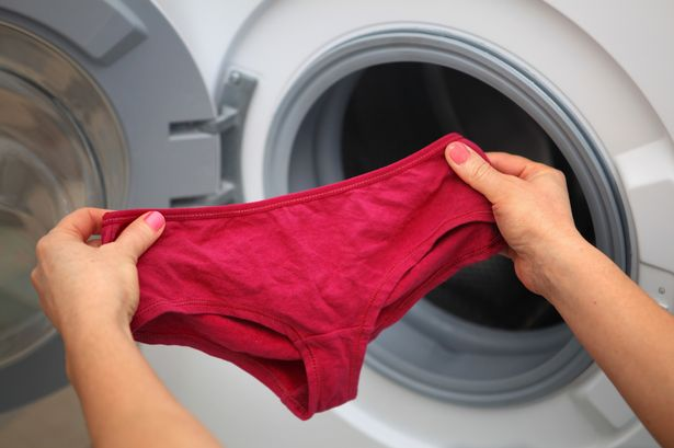 how to wash underwear
