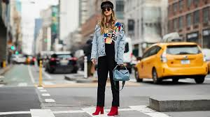 How to wear the spotted in style