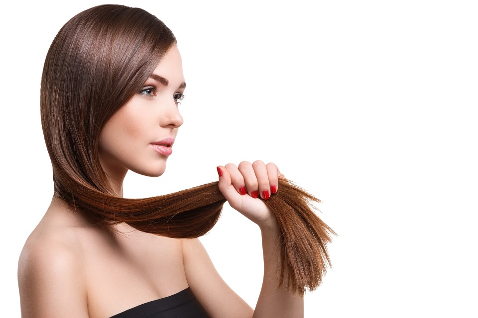 how to repair split ends naturally