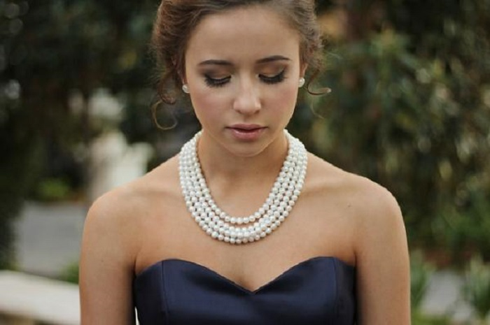 necklaces for different dress necklines