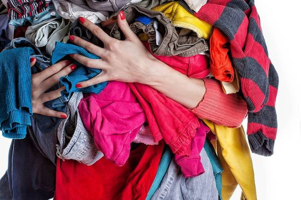 how to recycle old clothes at home
